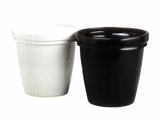 陶器 鉢カバー エタニティ-E-2 KB120002