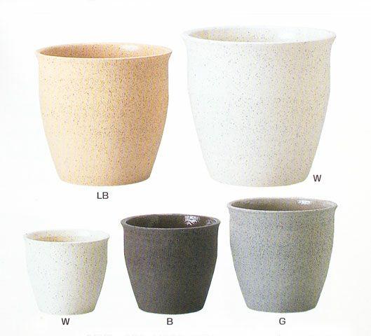観葉植物用資材 通販 陶器 鉢カバー  スピカS-4 10号鉢用 KB195001